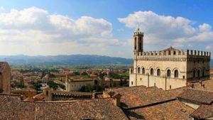 Appartamenti Gubbio per weekend in Umbria - Agriturismo le Dolci Colline