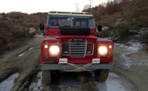 Tour in Land Rover - vacanze in agriturismo in Umbria