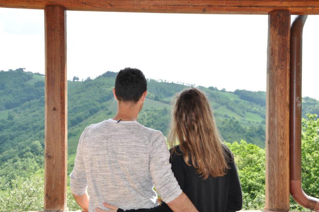 Agriturismo Umbria con piscina appartamenti vacanza | Valfabbrica (PG) | ledolcicolline.com